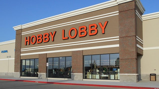 Hobby Lobby Outing - 9/17
