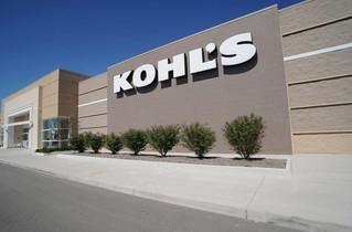 1/9 - Kohls Shopping