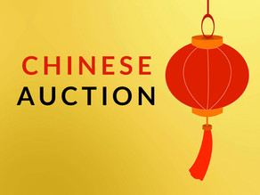 1/29 - Chinese Auction