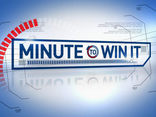 Minute to Win It - May 16