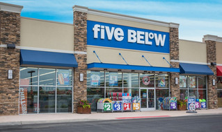 1/14 - Five Below Outing