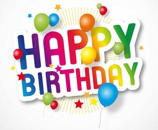 Birthday Bash - May 31