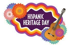 National Hispanic Heritage - 9/15