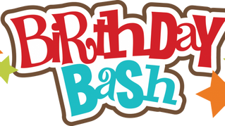 3/25 - Birthday Bash