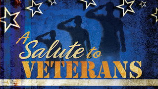 Musical Salute to the Veterans - Nov 11