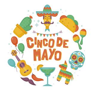 Cinco De Mayo - May 5