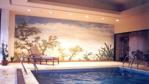 Swiming Pool Sheraton Pilar
