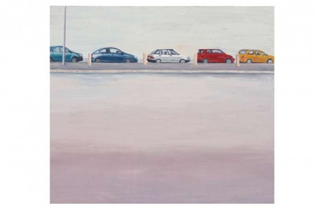 5 cars parking
