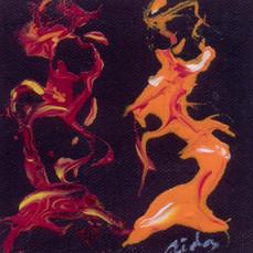 danza de los demonios