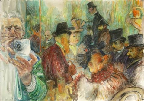 Chez Toulouse Lautrec