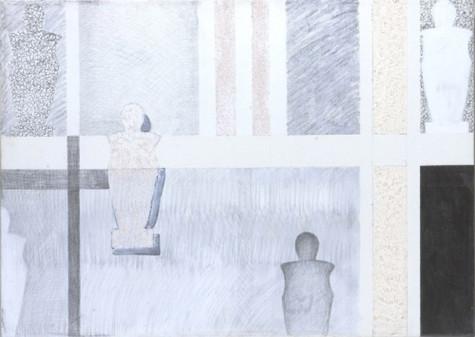 Monochrom- white- 2