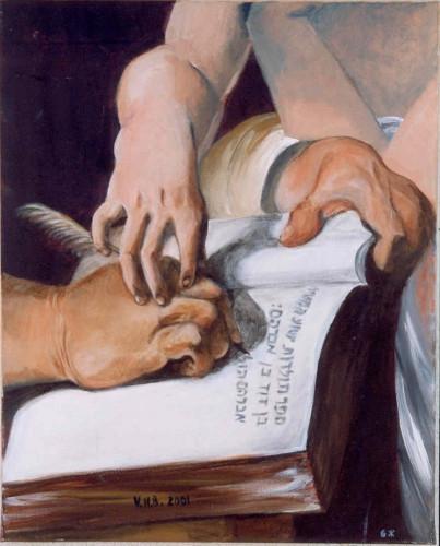 The inspiration of Matthew 1