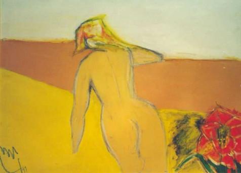 Naked desert
