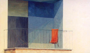 Balcony II, 1995