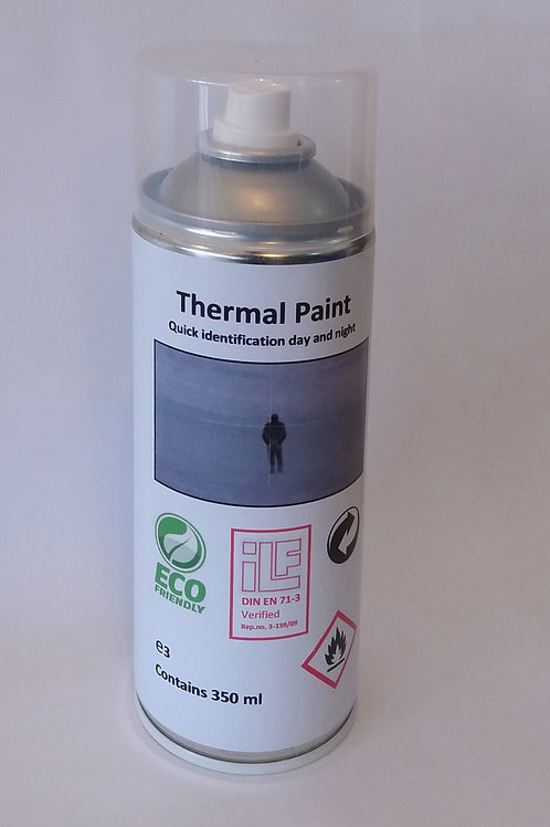 Thermal Spray paint