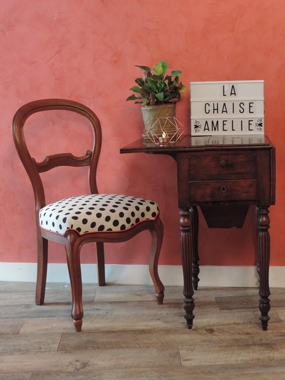 La chaise Amélie