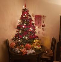 Noël rouge et vert