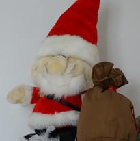 Lutin Père Noël.