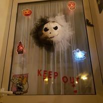 Décoration de dernière minute Halloween