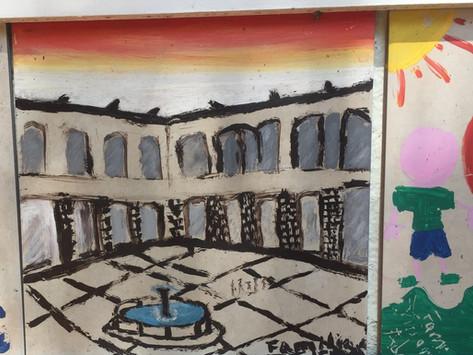 Vizcaínas: barrio, refugio y colegio autónomo