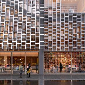 Las bibliotecas hoy: un desafío para la arquitectura