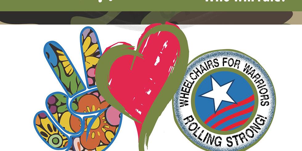 Peace Love & Warriors Annual Fundraiser