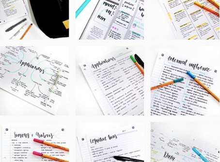 #Studygrams To Up Your Study Game