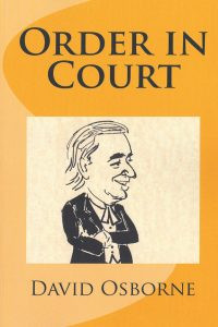 Book Review: Order in Court by David Osborne