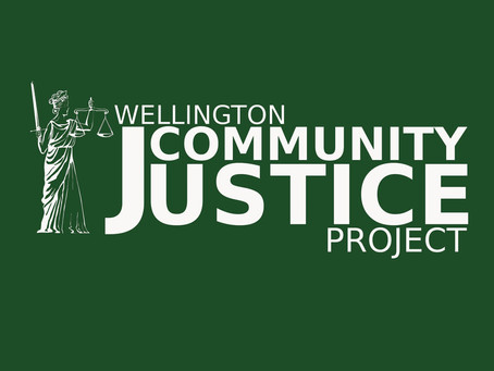 Wellington Community Justice Project: Part 3 Education