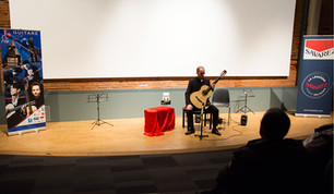Concert - Salle du Sénéchal, Toulouse (31)