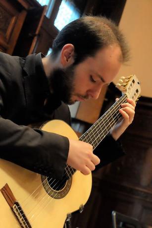 Concert - Ambassade d'Espagne, Bruxelles