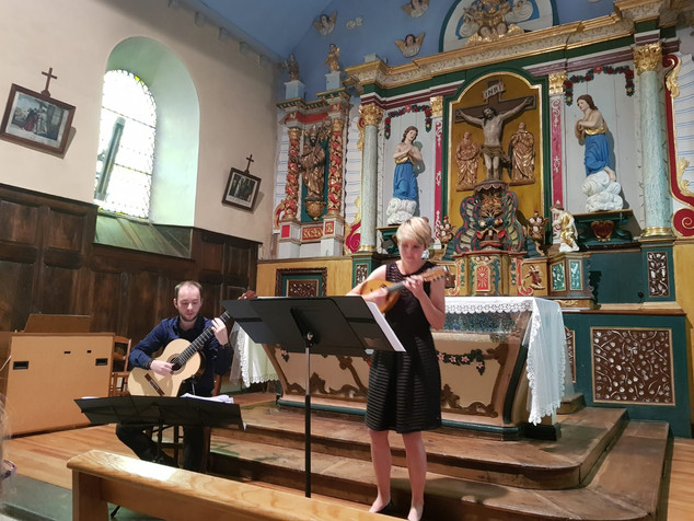 Concert - Eglise d'Omex (65)