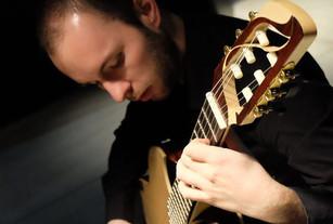 Guitare - Julien Lebrun modèle Léa