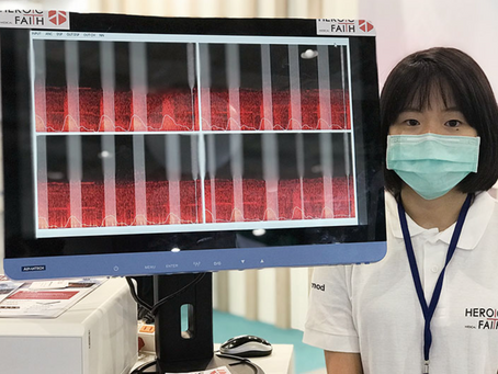 Taiwan startups are offering innovative solutions to healthcare-related issues using AI technology a