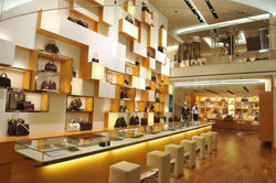 Luxury Boutique Store