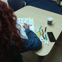 סדנא של שישה מפגשים: פיתוח מיומנויות קשב