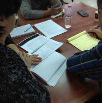 סדנא תהליכית לפיתוח מנהיגות אותנטית אצל מנהלי בתי ספר