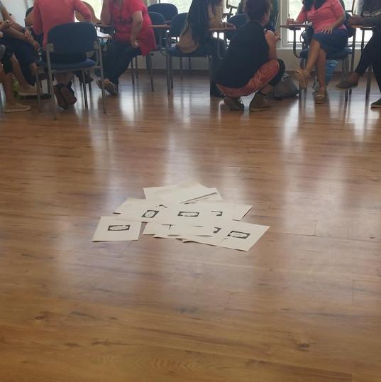 סדנא בת עשרה מפגשים: פתרון קונפליקטים בעבודת צוות למדריכות ילדי מועדוניות