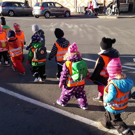 סדנא: גני ילדים בהלסינקי, פינלנד