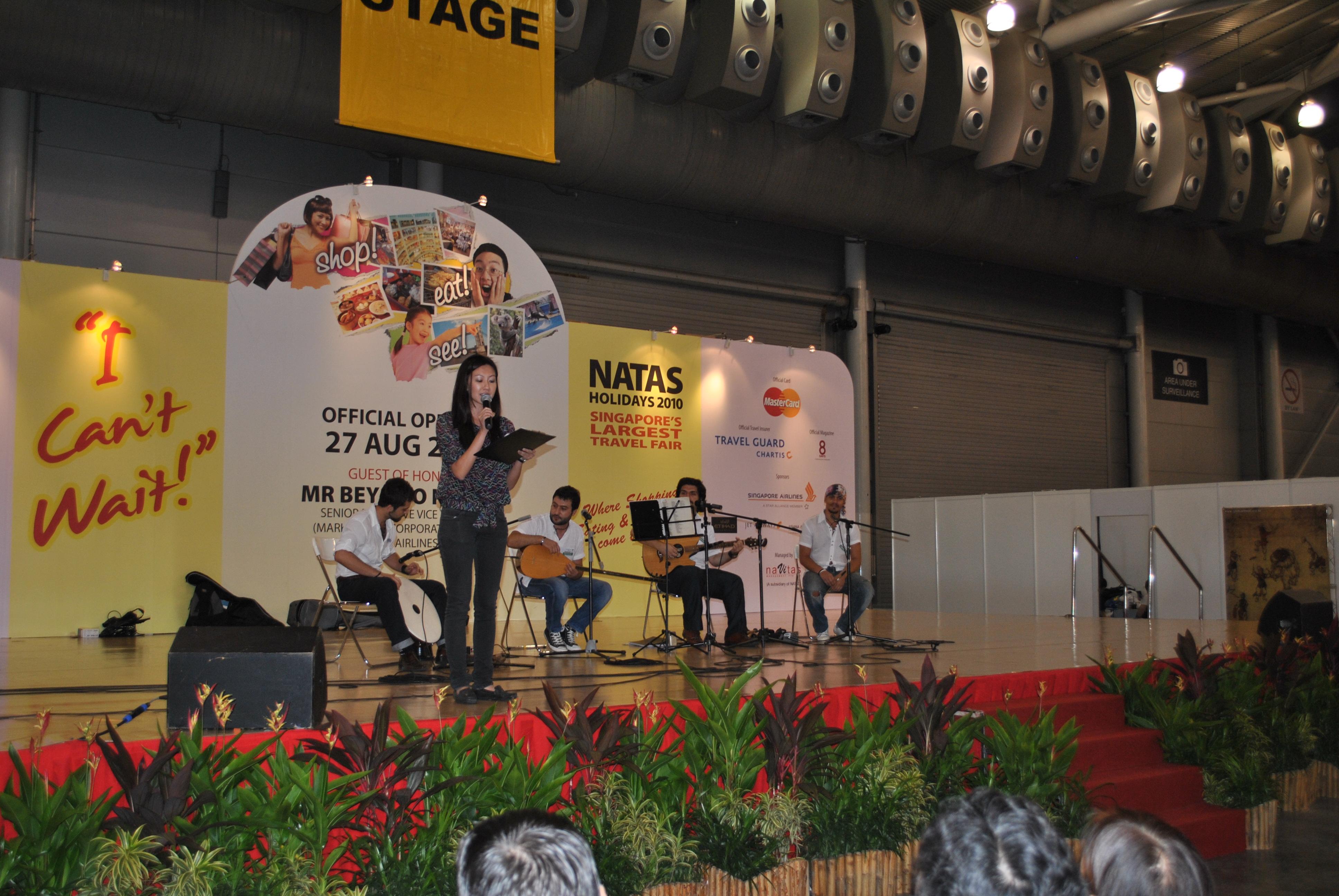Singapur Festival 2010