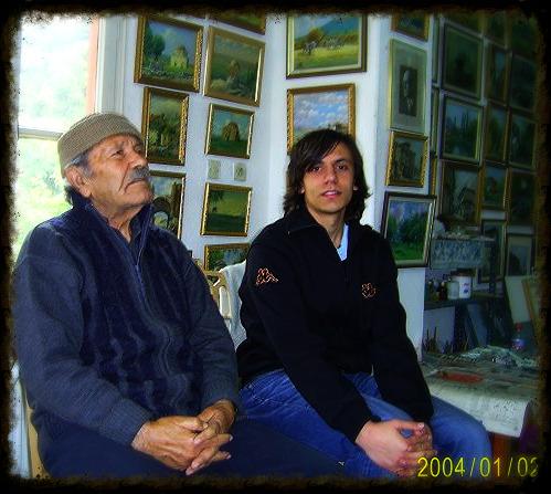 Neyzen - Ressam Ahmet Yakupoğlu ile