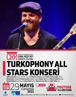 CRR TURKOPHONY ALL STARS
