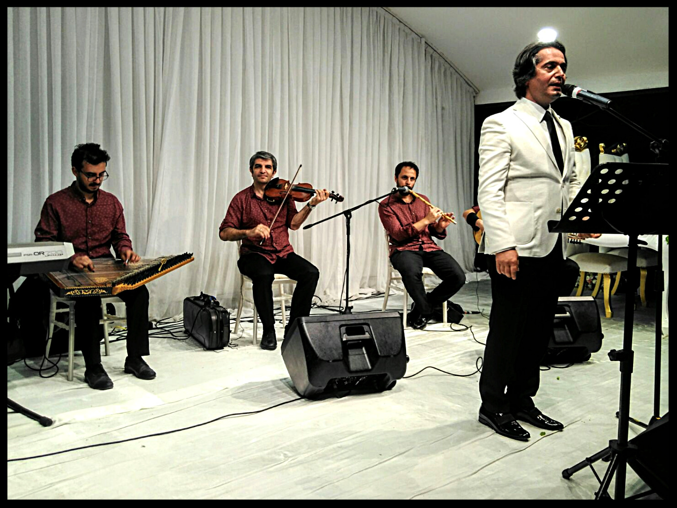 Erol Aydoğan Konseri'nden