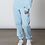 Thumbnail: Travellers Lounge Pants in Sky Blue