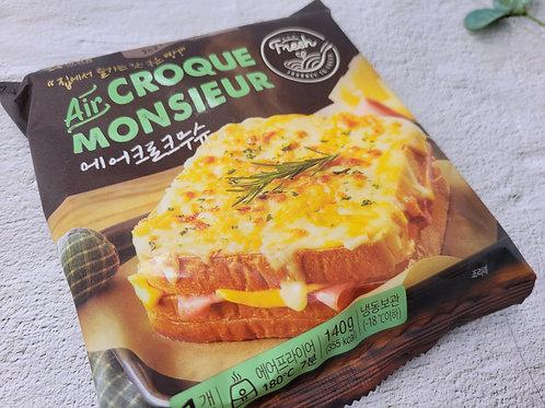 【韓國熱賣】 法式火腿乳酪多士 140g (急凍)
