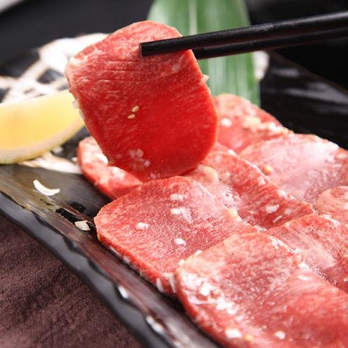 牛脷 薄切燒肉片 ~200g