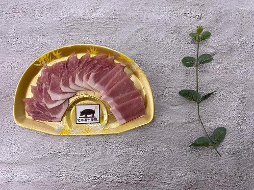 北海道十勝豚  肉眼 *燒肉片 ~200g