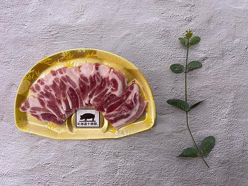 北海道十勝豚 五花腩 *燒肉片 ~200g