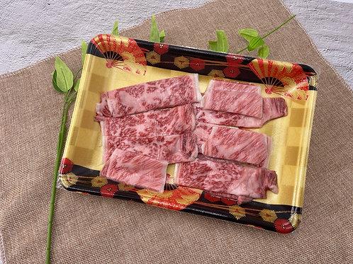 日本A5和牛肩胛 *燒肉片 ~200g