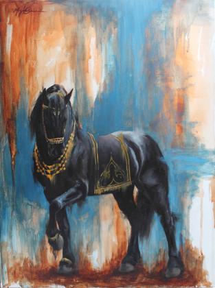 Theatre Horse Series: #2